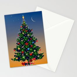 Make A Holiday Wish Stationery Cards
