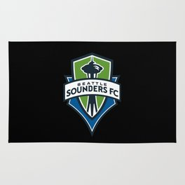 Seattle Sounders Rug