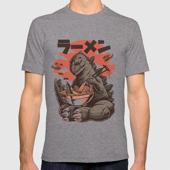 Kaiju's Ramen by ilustrata