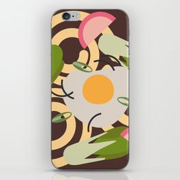 Udon Noodles  iPhone Skin