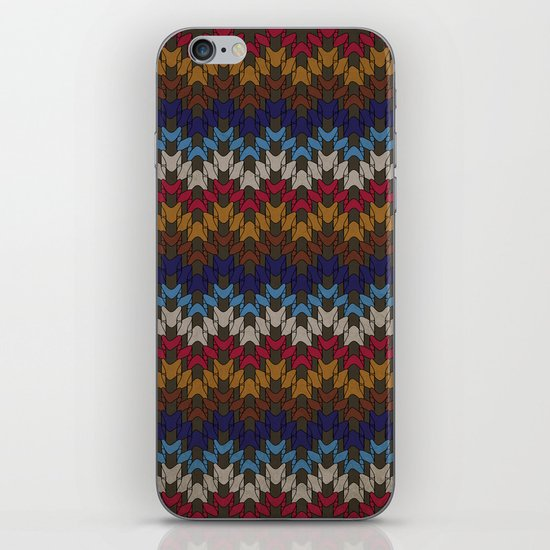 Daddy's Sweater iPhone & iPod Skin