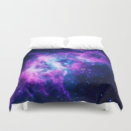 Dream Of Nebula Galaxy Duvet Cover