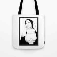 Mother Marry Ectasy Tote Bag
