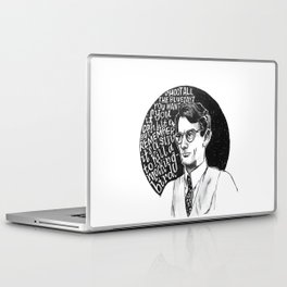 Atticus Finch Laptop & iPad Skin