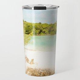 Paradise Found Travel Mug