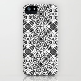 A little bit of Christmas iPhone Case