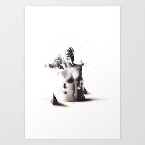 Num Paraiso  Art Print