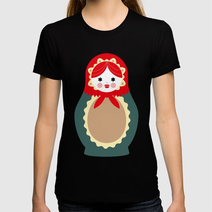 Matrioska-001 T-shirt