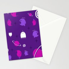 Space Ghosts Stationery Cards