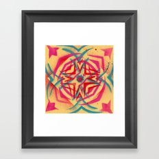Killingsparklemotion Framed Art Print