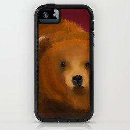 Color Pop Bear iPhone Case