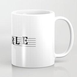 Name Earle Coffee Mug