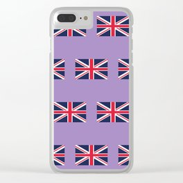 love britania Clear iPhone Case