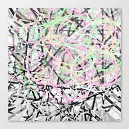 Daikon Canvas Print