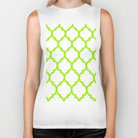 moroccan Biker Tanks featuring Moroccan #5 by Saundra Myles