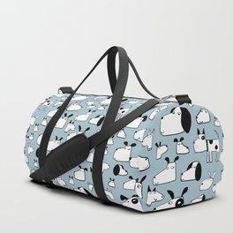 Many Dogs Duffle Bag