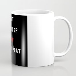 Eat Sleep FPV Drone Repeat Drone Pilot Coffee Mug