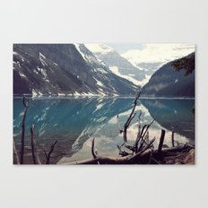 Fallen, but not Forever Canvas Print