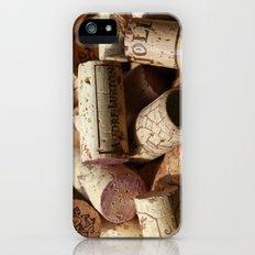 wine Cork Slim Case iPhone (5, 5s)