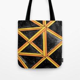 geo galaxy Tote Bag