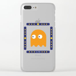 And finally... Clyde! Clear iPhone Case