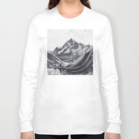 cook Long Sleeve T-shirts featuring Cook Grey by varvar2076