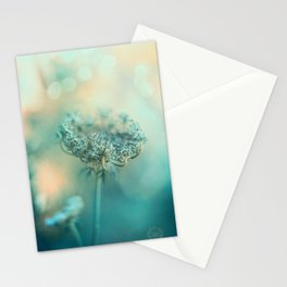 blue Stationery Cards