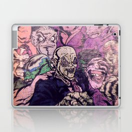 Miedo & SciFi Tales: Unfamous Monsters Laptop & iPad Skin