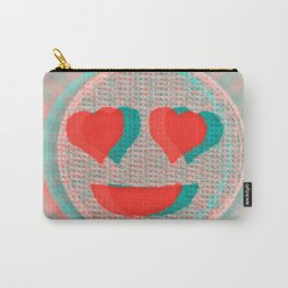 Heart Emoji Carry-All Pouch