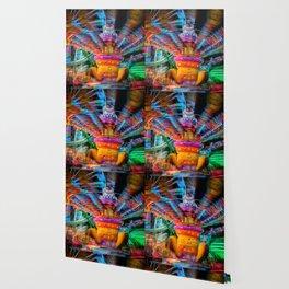 Cray Cray crazy fun at the carnival Wallpaper