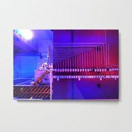 Synchrocyclotron #2 Metal Print