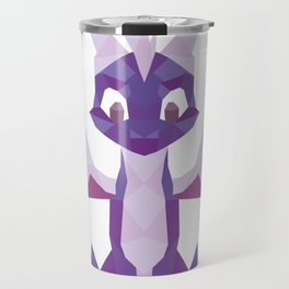 Spyro the dragon Lowpoly Travel Mug