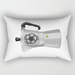 Most Coffee Wins Rectangular Pillow