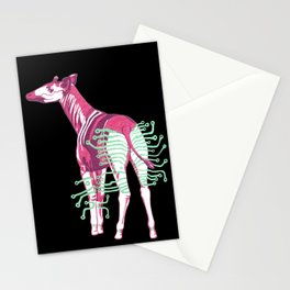 Okapi, Ready to Charge Stationery Cards
