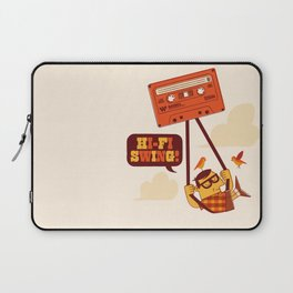 The tapecist Laptop Sleeve