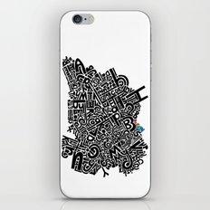 ABC Dream iPhone & iPod Skin