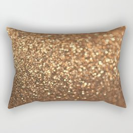 Summer Bronze Rectangular Pillow