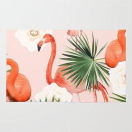 Flamingo Guava #society6 #decor #buyart Rug