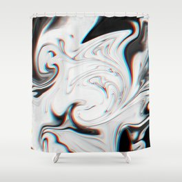 VIBRANT Shower Curtain
