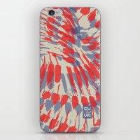 iggy iPhone & iPod Skins featuring Iggy Palms by Gukuuki Studio