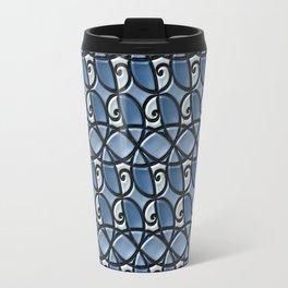 Curlicues Travel Mug