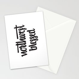 NW Blessed Stationery Cards