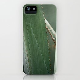 serrated iPhone Case