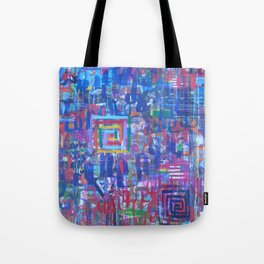 Beauty is on the Inside Tote Bag
