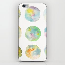 Imperfect Circles iPhone Skin