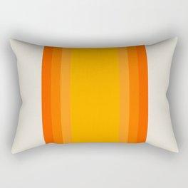 Sunrise Rainbow - Straight Rectangular Pillow