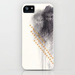Naga baba iPhone Case