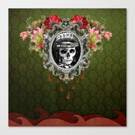 Good Save the Queen Canvas Print