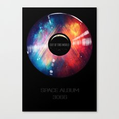 SPACE ALBUM 3066 Out of this World Canvas Print