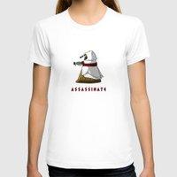 dalek T-shirts featuring Assassin's Dalek by mikaelak